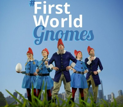 First World Gnomes Ad